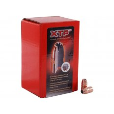 Hornady Bullets .38 Caliber (.357 Diameter) 180 Gr. XTP Jacketed Hollow Point- Box of 100