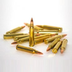 Bite The Bullet .223 Remington 55 Gr. Hornady FMJ- Remanufactured- Box of 100