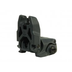 MAGPUL MBUS Gen 2 Flip-Up Front Sight Handguard Height AR-15 Polymer- GRAY