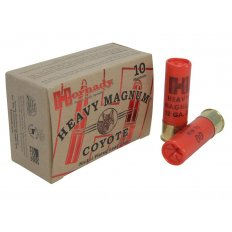 "Hornady Heavy Magnum Coyote 12 Gauge 3"" 00 Buckshot Nickel Plated- Box of 10"