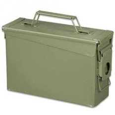 Blackhawk .30 Caliber Ammo Can New