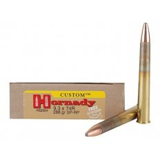 Hornady Dangerous Game 9.3x74mm Rimmed 286 Gr. Spire Point 82304