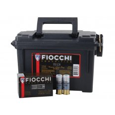 "Fiocchi Low Recoil 12 Gauge 2-3/4"" 7/8 oz Aero Rifled Slug- Box of 80"