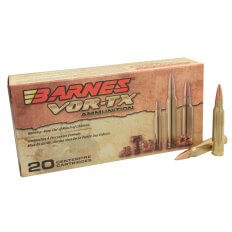Barnes VOR-TX 5.56x45mm NATO 70 Gr. Triple-Shock X Bullet Hollow Point- Lead-Free 31191