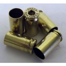 Top Brass 9mm Once Fired Conditioned Brass- Bag of 1000