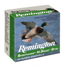 "Remington Sportsman Hi-Speed 10 Gauge 3-1/2"" 1-3/8 oz BB Non-Toxic Steel Shot SSTHV10B"