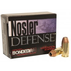 Nosler Defense .45 ACP +P 230 Gr. Bonded Jacketed Hollow Point 39645