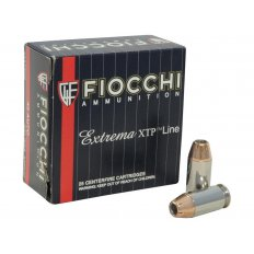 Fiocchi Extrema .45 ACP 230 Gr. Hornady XTP Jacketed Hollow Point- Box of 25