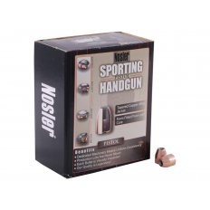 Nosler Bullets .40 S&W / 10mm Auto (.400 Diameter) 135 Gr. Sporting Handgun Jacketed Hollow Point- Box of 250