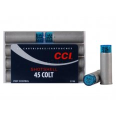 CCI Shotshell .45 Colt (Long Colt) 150 Gr. #9 Shot- Box of 10