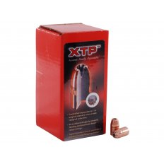 Hornady Bullets .38 Caliber (.357 Diameter) 158 Gr. XTP Jacketed Flat Nose 35780