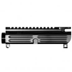 Yankee Hill Machine AR-15 Stripped Billet Upper Receiver- Aluminum- Black