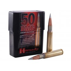 Hornady Match .50 BMG 750 Gr. A-Max Boat Tail- Box of 10
