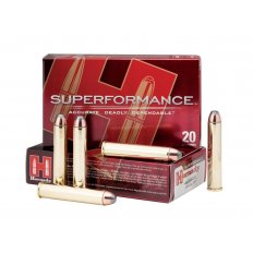 Hornady SUPERFORMANCE .444 Marlin 265 Gr. Flat Nose- Box of 20