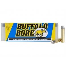 Buffalo Bore .460 S&W Magnum 360 Gr. Lead Long Flat Nose Hardcast- Box of 20