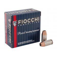 Fiocchi Extrema .45 ACP 200 Gr. Hornady XTP Jacketed Hollow Point- Box of 25