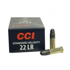 CCI Standard Velocity .22 Long Rifle 40 Gr. Lead Round Nose- Box of 50