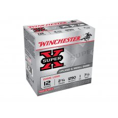 "Winchester Super-X Game Load 12 Gauge 2-3/4"" 1 oz #7-1/2 Shot- Box of 25"
