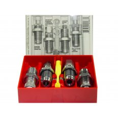 Lee Deluxe 9mm Luger Carbide 4-Die Reloading Set 90963