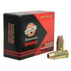 Black Hills .45 ACP +P 230 Gr. Jacketed Hollow Point- Box of 20
