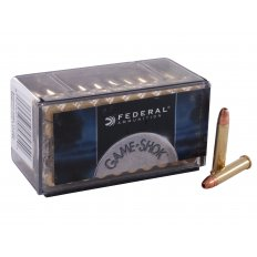 Federal Game-Shok .22 Winchester Magnum Rimfire (WMR) 50 Gr. Jacketed Hollow Point 757