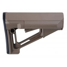 MagPul Stock STR Collapsible AR-15, LR-308 Carbine Synthetic- Mil-Spec- FDE