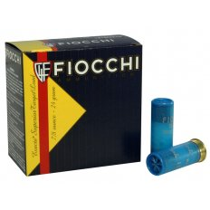"Fiocchi Exacta Superior Target Trainer 12 Gauge 2-3/4"" 7/8 oz #7-1/2 Shot"