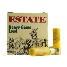 "Estate Heavy Target Load 20 Gauge 2-3/4"" 1 oz #6 Shot- Box of 25"