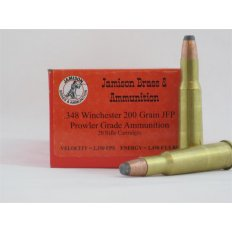 Jamison Prowler Grade .348 Winchester 200 Gr. JFP- Box of 20