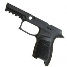 SIG SAUER P250/P320 Grip Module Assembly, Full Size, Large, 9mm, .357 Sig, .40 S&W- Black