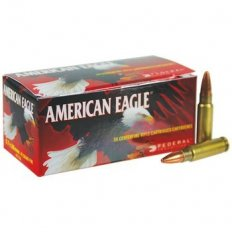 Federal American Eagle 5.7x28mm FN 40 Gr. Total Metal Jacket- Box of 50