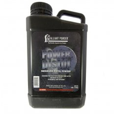 Alliant Power Pistol Smokeless Powder- 4 Lbs. (HAZMAT Fee Required)