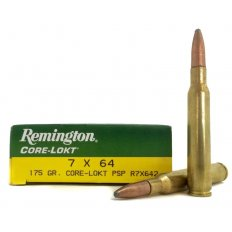 Remington Express 7x64mm Brenneke 175 Gr. Core-Lokt Pointed Soft Point- Box of 20