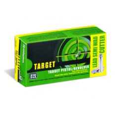Remington Target .38 S&W 146 Gr. Lead Round Nose- Box of 50