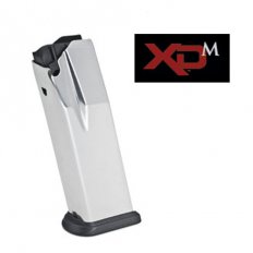 Springfield Armory XDM 9mm Luger 13-Round Compact Magazine- Stainless Steel