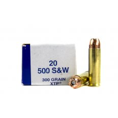 Armscor USA .500 S&W Magnum 300 Gr. Hornady XTP Jacketed Hollow Point