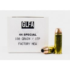 GLFA .44 Special 180 Gr. Hornady XTP Hollow Point- Box of 20