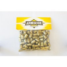 Armscor Bullets .40 Caliber (.400) 180 Gr. Full Metal Jacket- Bag of 100