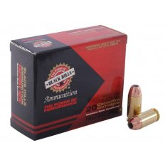 Black Hills .40 S&W 180 Gr. Jacketed Hollow Point- Box of 20