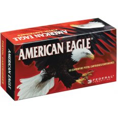 Federal American Eagle .40 S&W 165 Gr. FMJ - Box of 50