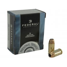 Federal .45 Auto 230 Gr. JHP Personal Defense - Box of 20