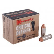 Hornady Critical Defense .44 Special 165 Gr. FTX- Box of 20