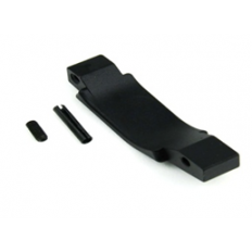 AR15 Enhanced Trigger Guard with Pin- Aluminum Black