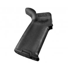 MAGPUL MOE Plus Pistol Grip AR-15 Rubber- BLACK
