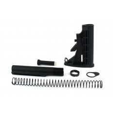 AR15 M4 Style 6-Position Commercial Stock Kit- Black MAR085