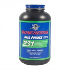 Winchester 231 Smokeless Powder- 1 Lb. (HAZMAT Fee Required)