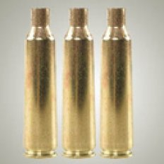 Prvi Partizan .22-250 Unprimed Brass- Bag of 50