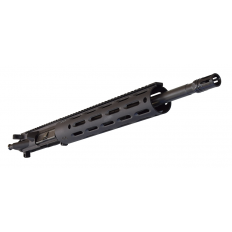 "Radical Firearms AR-15 5.56 Complete Upper Receiver Assembly 16"" M-4 Profile 1:7 Twist Barrel with 12"" Free-Float Rail- Black"