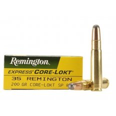 Remington Express .35 Remington 200 Gr. Core-Lokt Soft Point- Box of 20