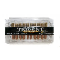 G2 Research Trident 7.62x39mm 124 Gr. Rip Out Projectile- Lead Free